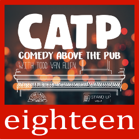 Comedy Above the Pub Podcast (CATP) | Comedic conversations